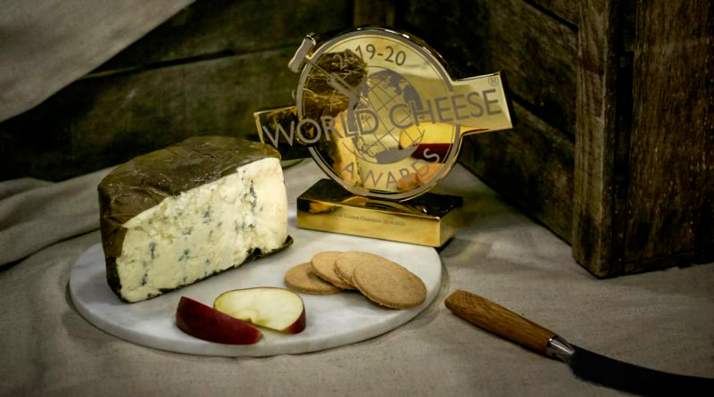 Rogue River Blue (USA) queso ganador del World Cheese Awards 2019
