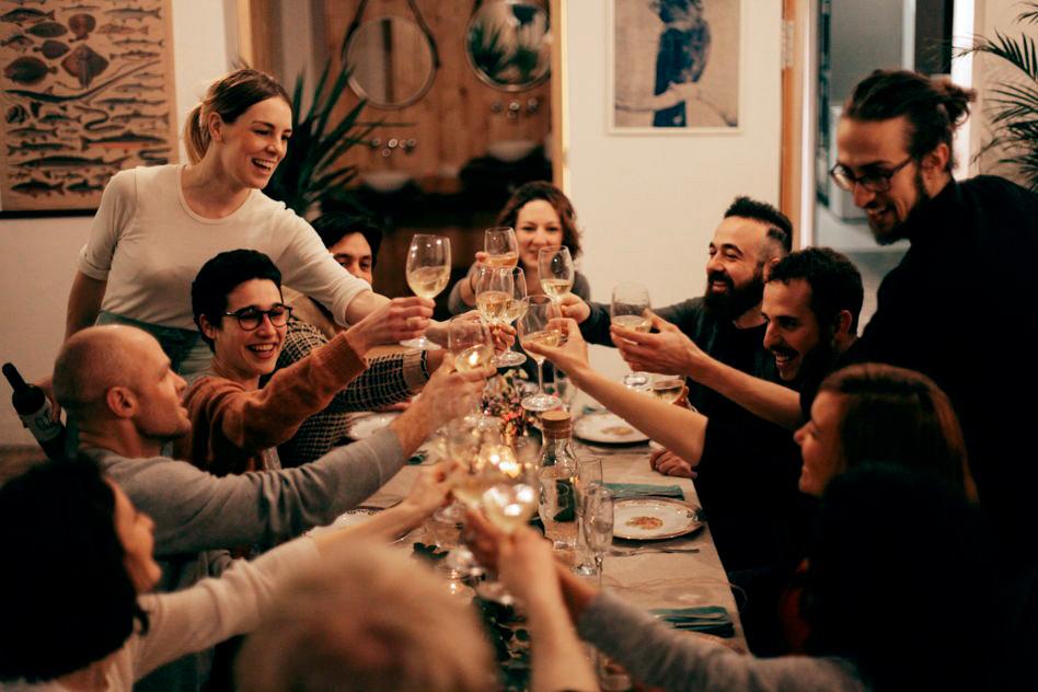 gastronomía colaborativa